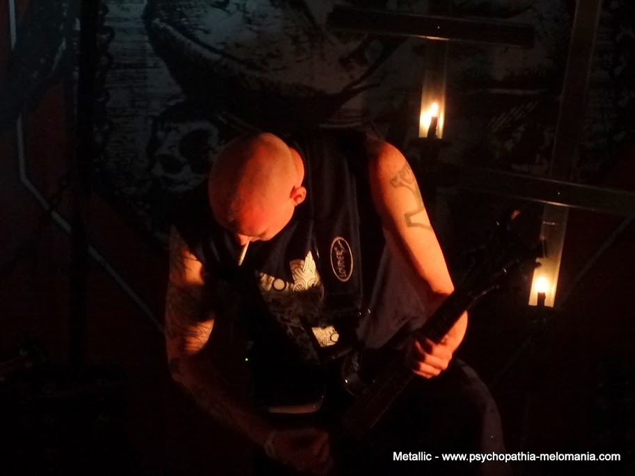 Mayhem @ Hellfest 2011 - Vendredi 17/06/2011