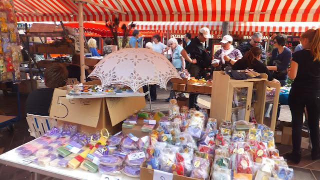 Mercados de Niza, Costa Azul