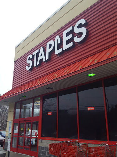 Office Supply Store «Staples», reviews and photos, 102 Milford Landing Dr #1, Milford, PA 18337, USA