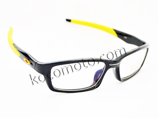 Frame Kacamata Oakley Crosslink Black Yellow : FO-CL-KY