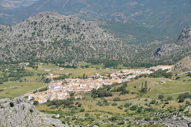 Benaocaz - Navazo Alto - Casa del Dornajo - El Encinarejo