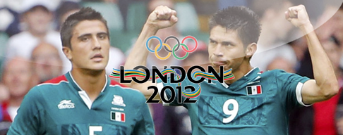 México vs. Senegal en VIVO - Olimpiadas Londres 2012