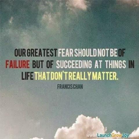 my life essays - fear