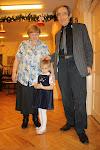 Babcia, Ja i Dziadek