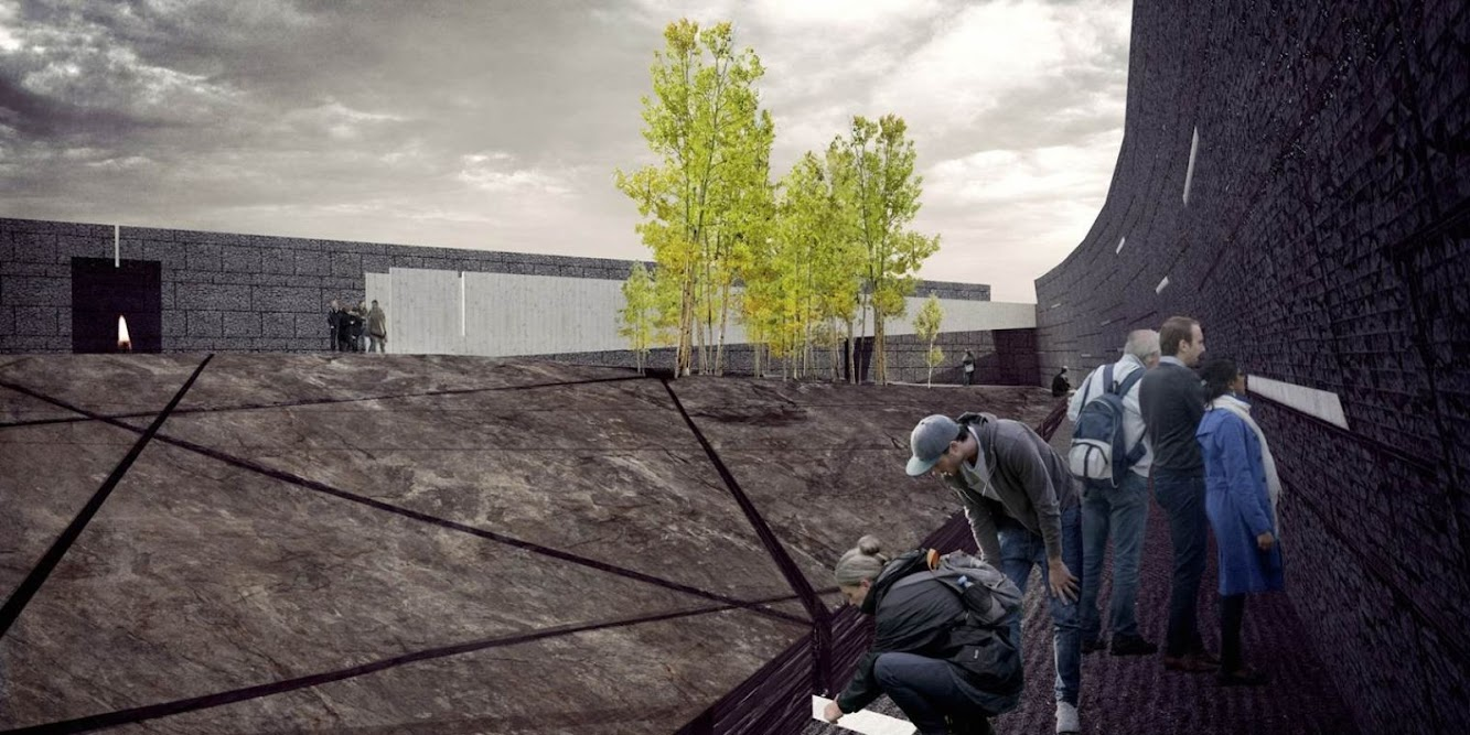 National Holocaust Monument competition