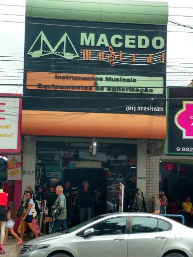 Macedo Musical, Av. Barão do Rio Branco, 2267 - Centro, Castanhal - PA, 68743-050, Brasil, Loja_de_aparelhos_electrónicos, estado Pará