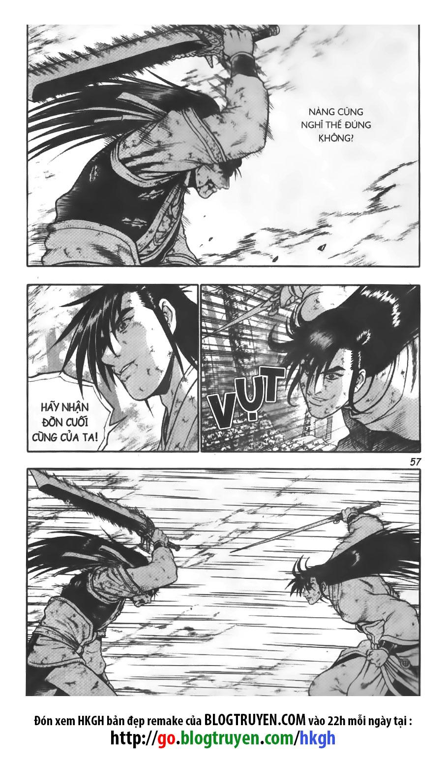 xem truyen moi - Hiệp Khách Giang Hồ Vol44 - Chap 303 - Remake