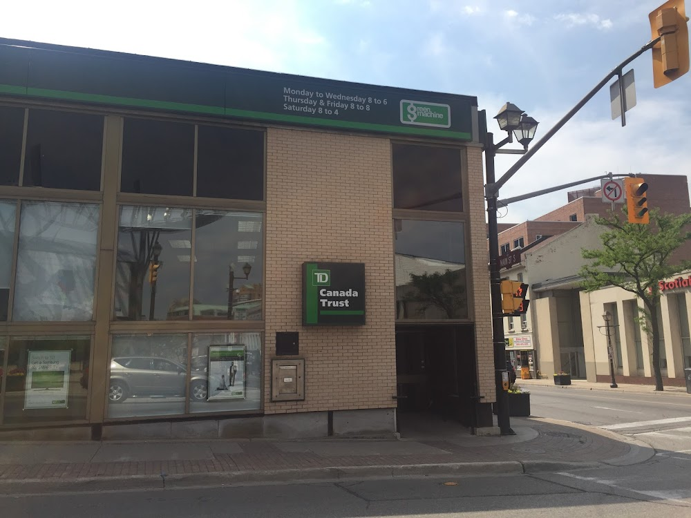 A kelowna man allegedly took advantage of an unlocked door at the td canada trust on harvey avenue over the weekend