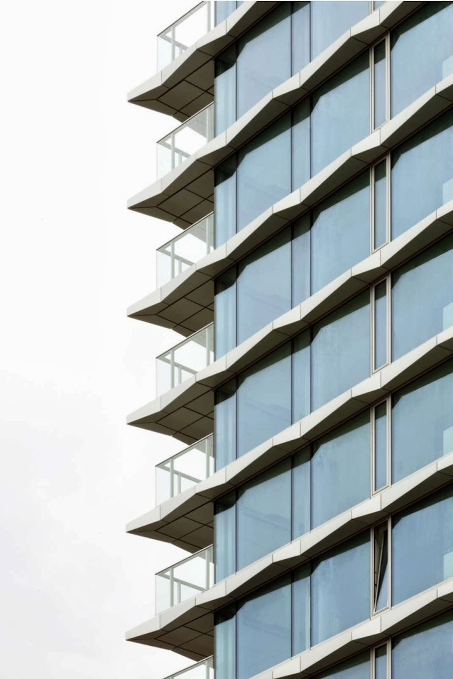 E Tower by Wiel Arets Architects