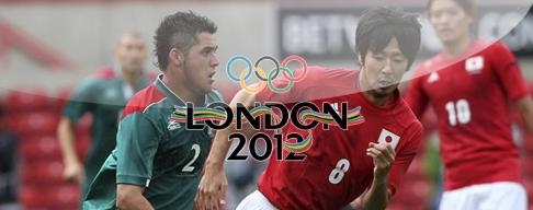 México vs. Japón en VIVO - Olimpiadas Londres 2012