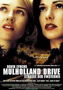 Con Đường Mulholland - Mulholland Drive poster