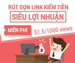 Rút gọn link kiếm tiền với Ouo.io được 123tailieufree.com rất tin dùng