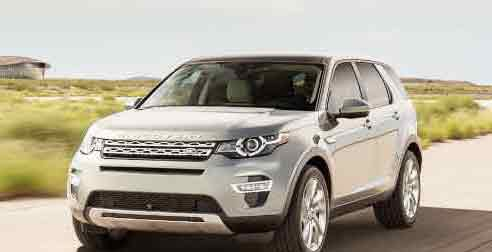 2016 Land Rover Discovery Sport Petrol Launched At India