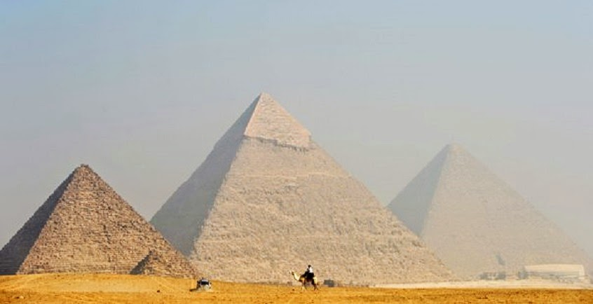 Menkaure Pyramid to be opened for public