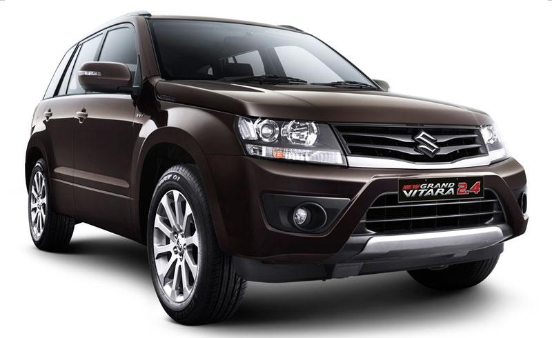 Suzuki New Grand Vitara 2.4 2014 - Spesifikasi Lengkap dan Harga