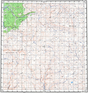 Map 100k--r48-007_008--(1969)