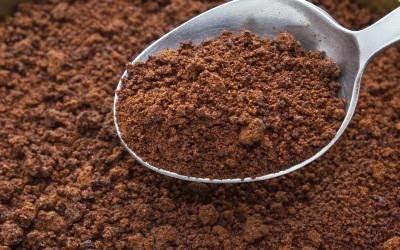 manfaat masker kopi hitam