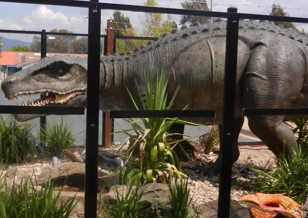 Dinosaur of Kambah