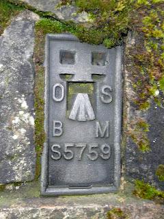 Harter Fell Trig Pillar Flush Brackets (S5759)