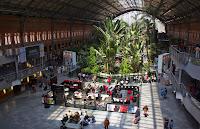 Vestíbulo de la Estación de Atocha
