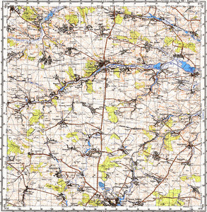 Map 100k--m35-076--(1989)