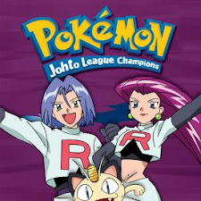 Pokemon Season 4 : Johto League Champions