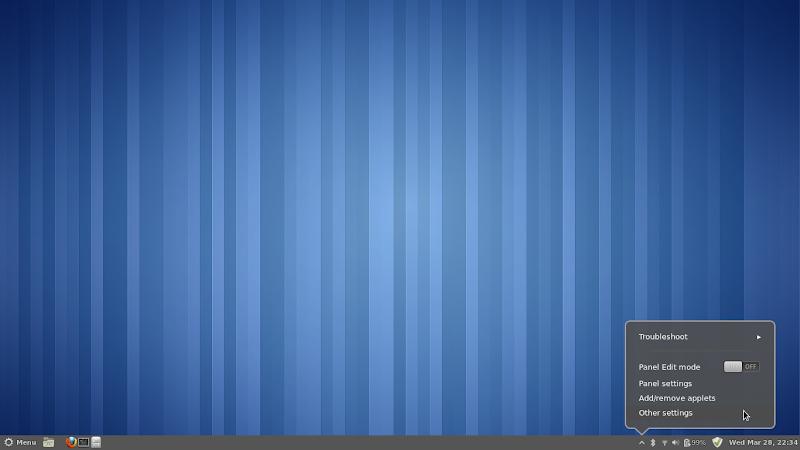 Mint Debian