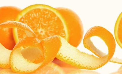 tẩy tế bào chết bằng vỏ cam
