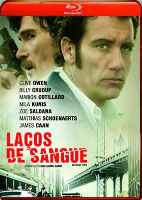 Filme Poster Laços de Sangue BDRip XviD Dual Audio & RMVB Dublado