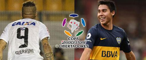 Corinthians vs. Boca Juniors en Vivo -  Libertadores