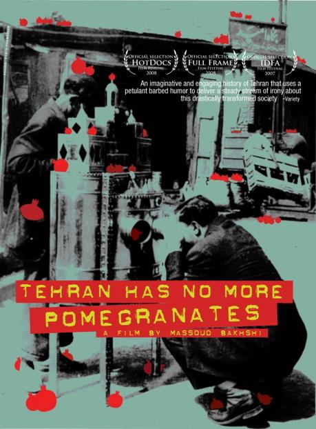 W Teheranie ju� nie rosn� granaty / Tehran Has No More Pomegranates (2007) PL.TVRip.XviD / Lektor PL
