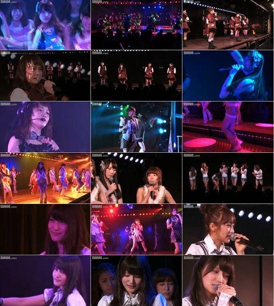 "(LIVE)(公演) AKB48 チームA ""恋愛禁止条例"" 入山杏奈の生誕祭 150128 & 150203 & 150213"