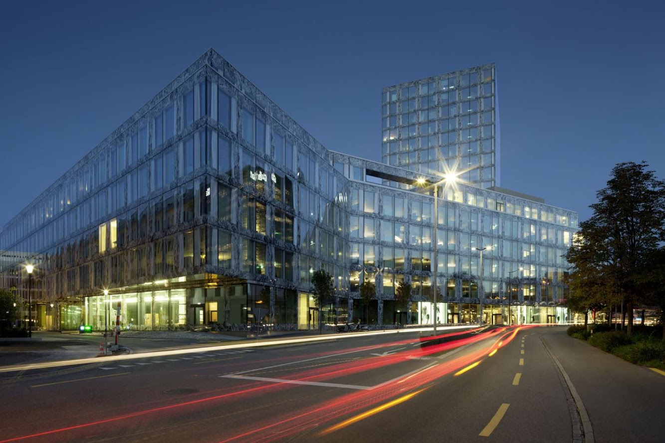 Allianz Headquarters by Wiel Arets Architects