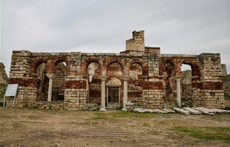 Byzantine church to be 'restored' as mosque
