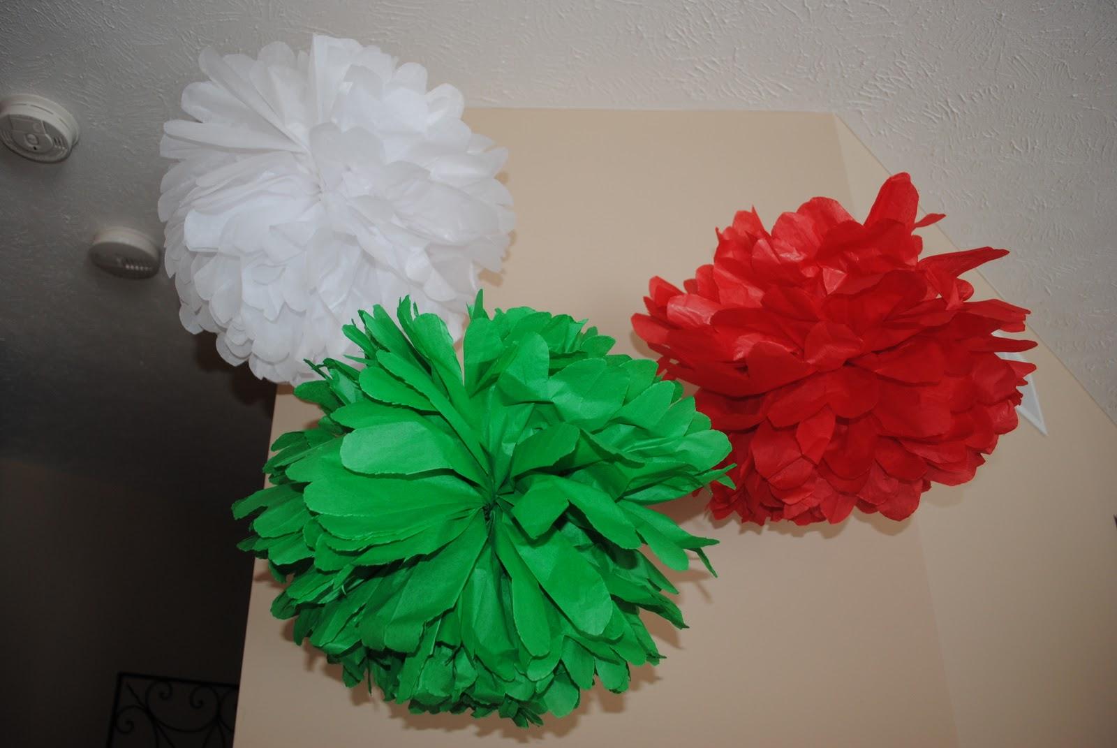 Поделки для декора из гофрированной бумаги