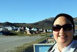 Bright & Sunny in Qaqortoq, Greenland