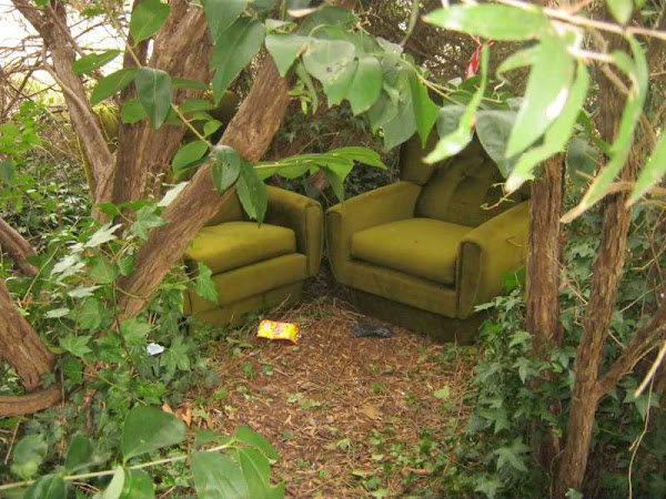 bush lounge