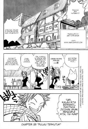 Baca Komik Fairy Tail 25 page 2