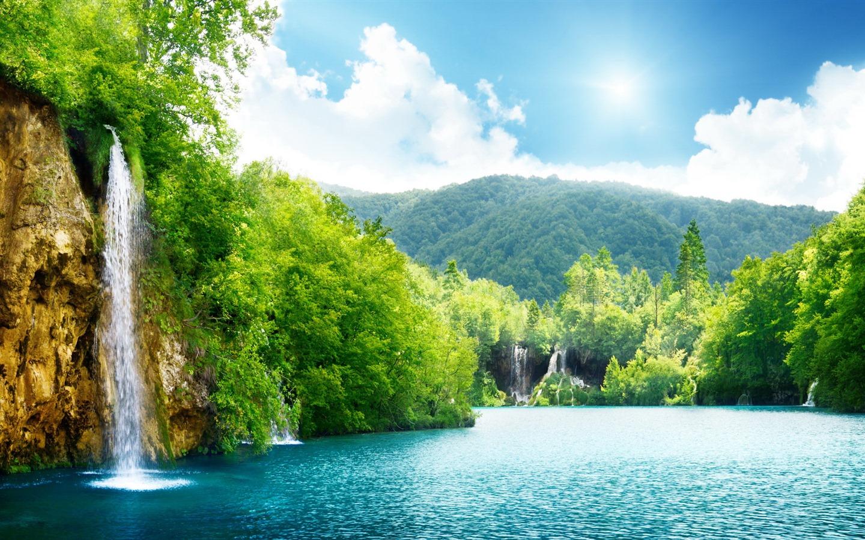 10 Hermosos Paisajes Naturales del Mundo YouTube - Imagenes De Paisajes Hermosos Naturales