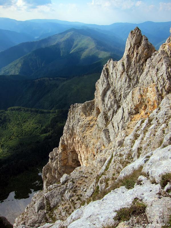 Piatra Craiului - Braul Rosu - Braul de Sus