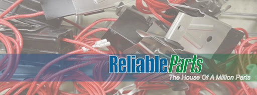 Reliable Parts, 860 Century Street, Winnipeg, MB R3H 0M5, Canada, Appliance Store, state Manitoba