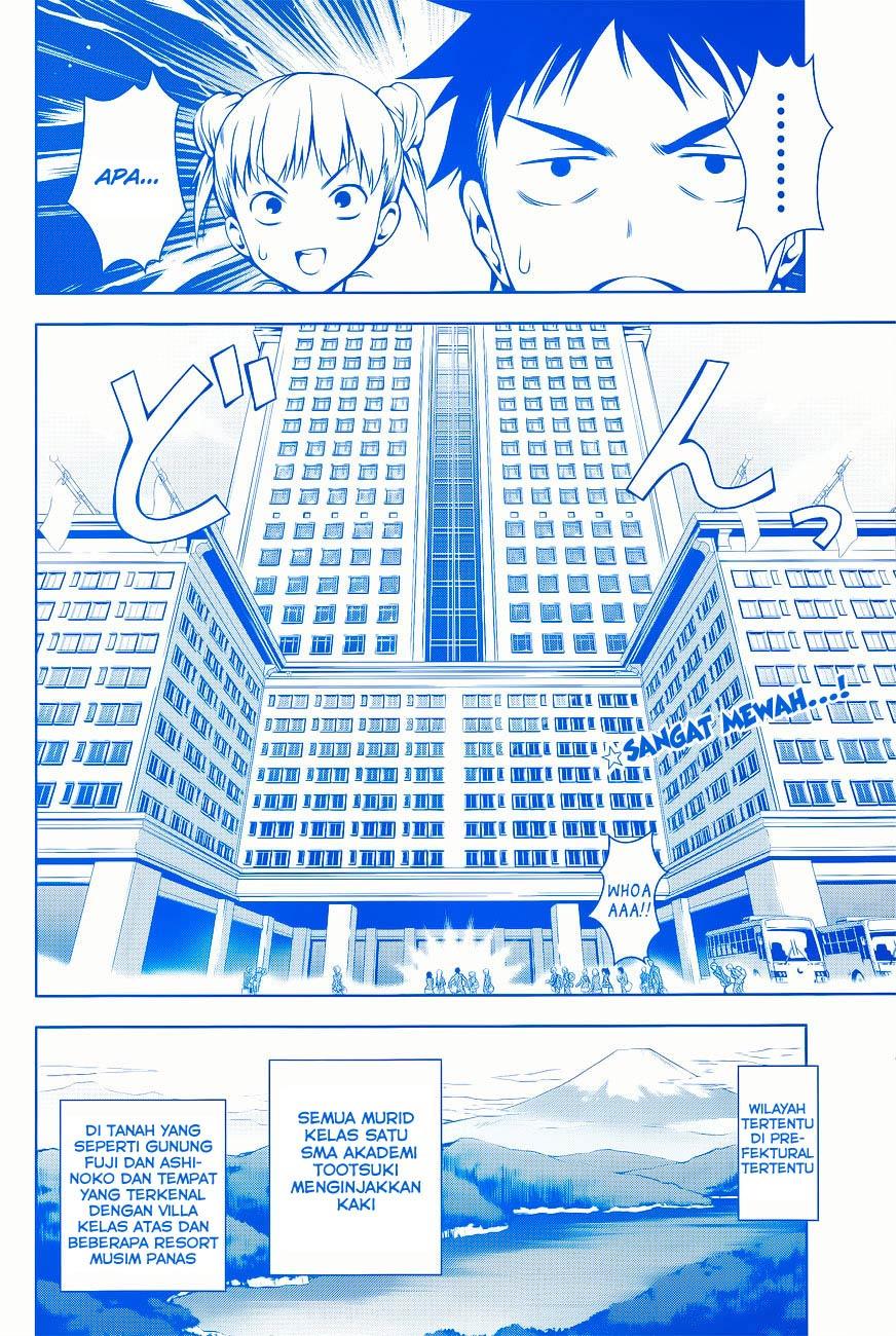 Shokugeki no Souma Chapter 15-2