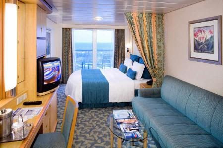 Mariners of the Sea - Balcony Room ( Cabin )