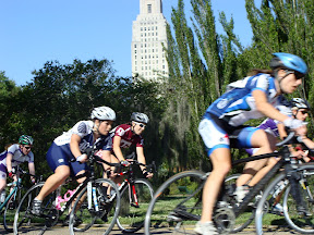 Racing by the Louisiana State Capitol - SCCCC Championships (LSU Race) - Crit - Apr 2012 - By Josh Robertson