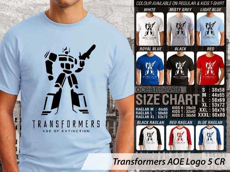 KAOS film Movie Transformers AOE Logo 5 Transformers Age of Extinction distro ocean seven