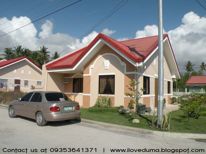 Dumaguete house and lot for sale : Del Carmen House 3