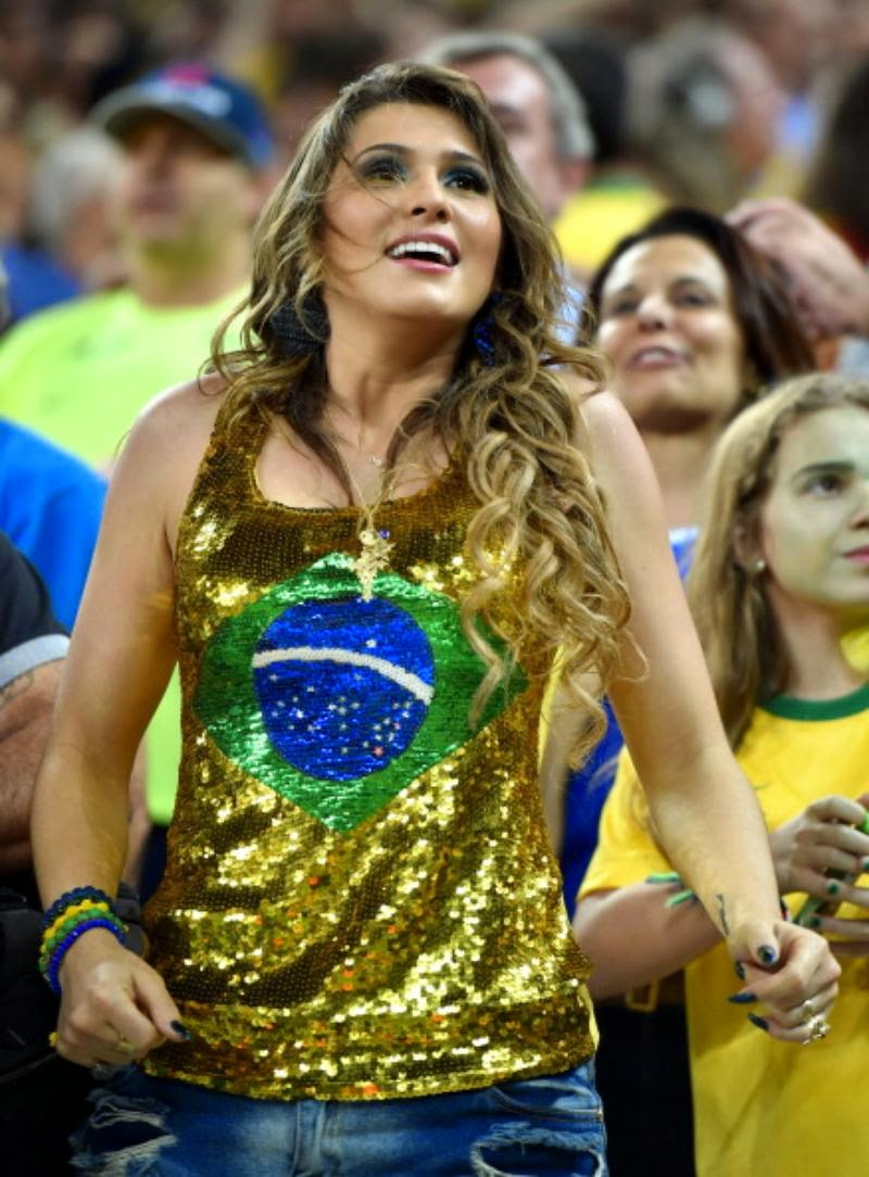 Musas da Copa do Mundo 2014 - Parte 1 (50 Fotos)