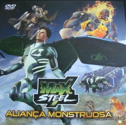 Max Steel Alianza Monstruosa (2012) Latino Mega