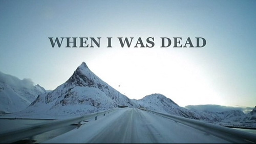 Moja �mier� / When I Was Dead (2011) PL.TVRip.XviD / Lektor PL