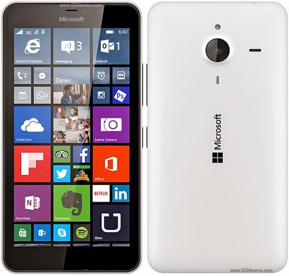 Microsoft Lumia 640 XL LTE Dual SIM - Spesifikasi Lengkap dan Harga
